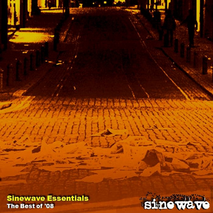 SINEWAVE ESSENTIALS – The Best of '08 (2008)