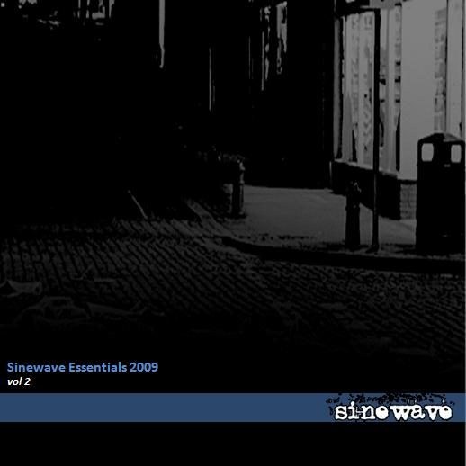 VARIOUS ARTISTS – Sinewave Essentials 2009 – Vol 2 (2009)
