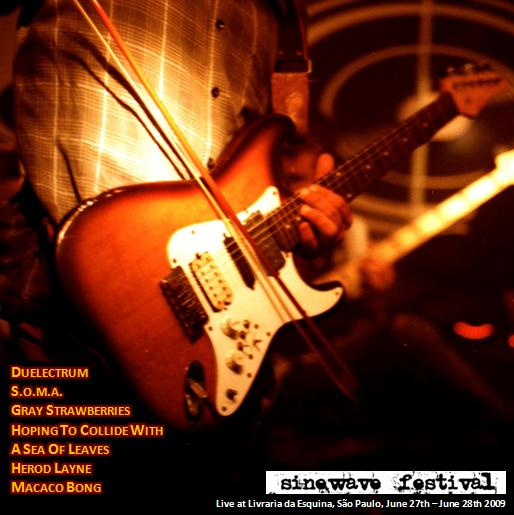 VARIOUS ARTISTS – I Sinewave Festival Live (2009)