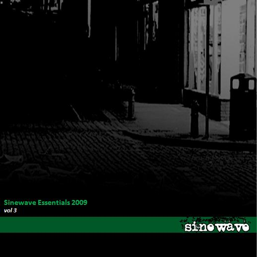 VARIOUS ARTISTS – Sinewave Essentials 2009 – Vol 3 (2009)