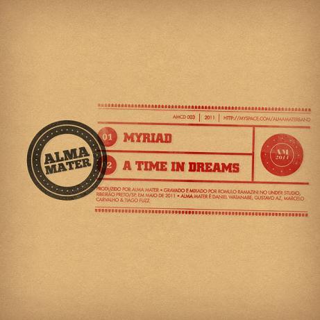 ALMA MATER – Myriad (2011)