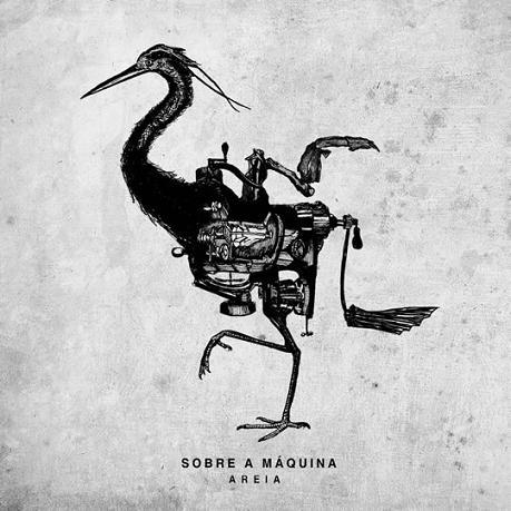 SOBRE A MÁQUINA – Areia (2011)