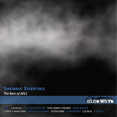 SINEWAVE ESSENTIALS – The Best of 2011 (2011)