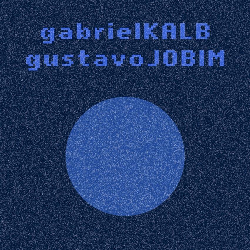 GABRIEL KALB & GUSTAVO JOBIM – Luna (2014)