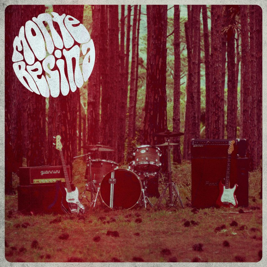 MONTE RESINA – EP (2015)