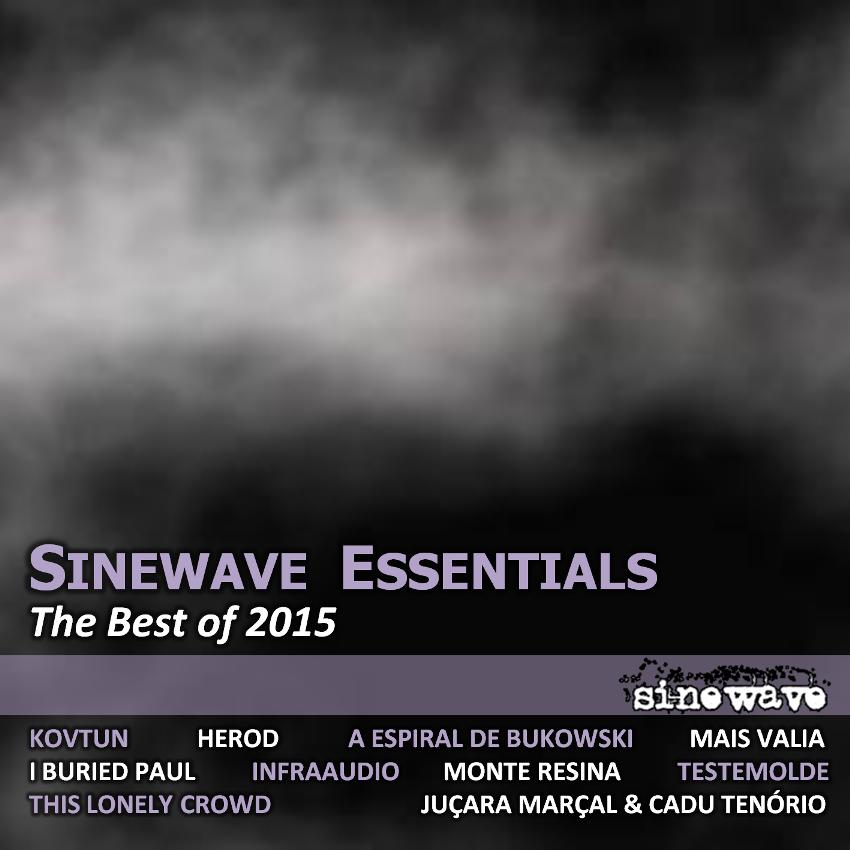 SINEWAVE ESSENTIALS – The Best of 2015 (2015)