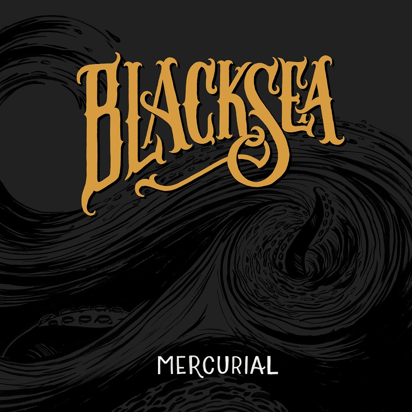 BLACK SEA – Mercurial (2016)