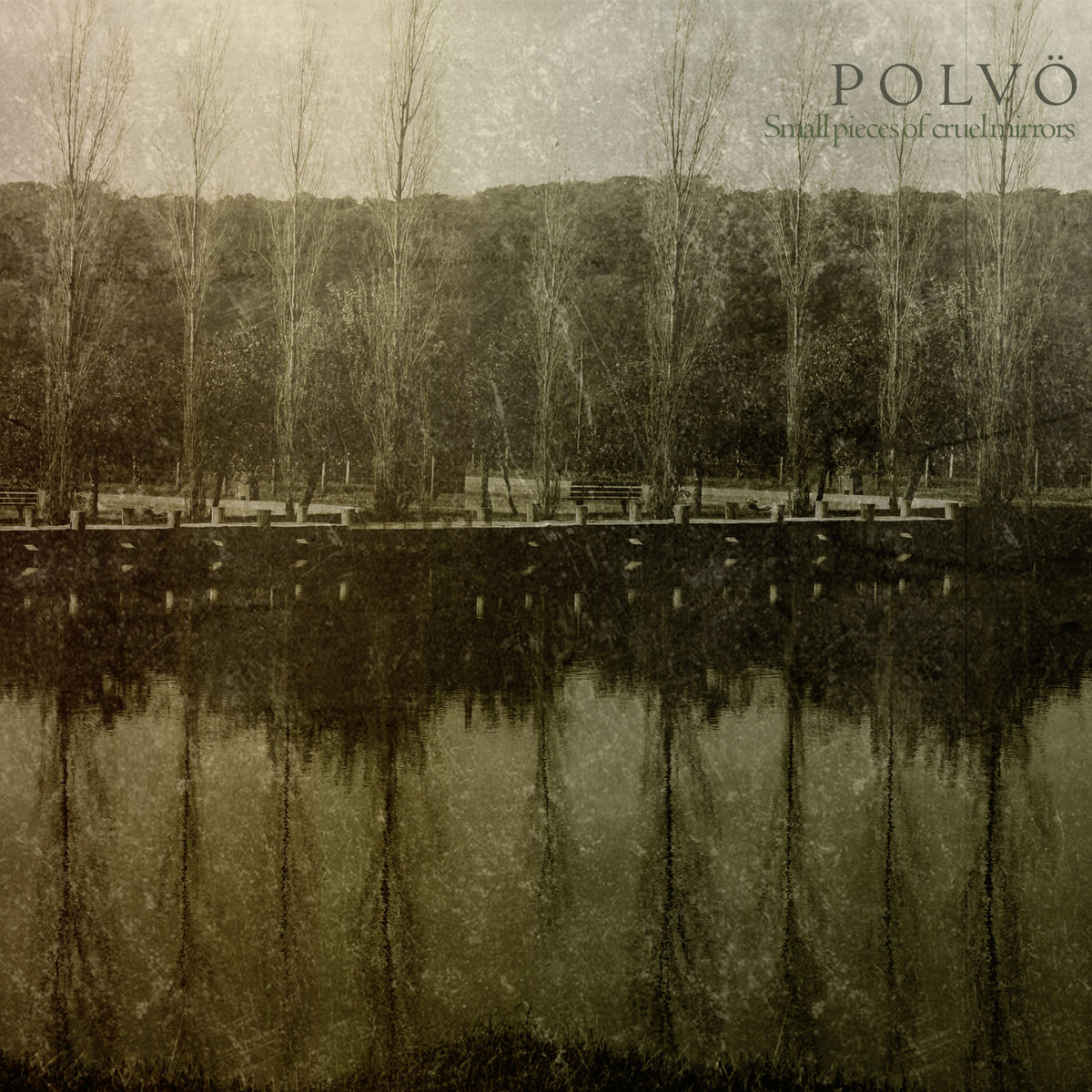 POLVÖ – Small Pieces of Cruel Mirrors (2016)
