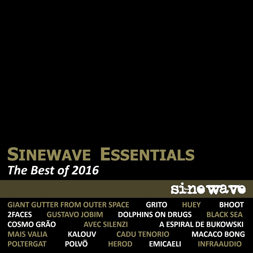 SINEWAVE ESSENTIALS – The Best of 2016 (2016)
