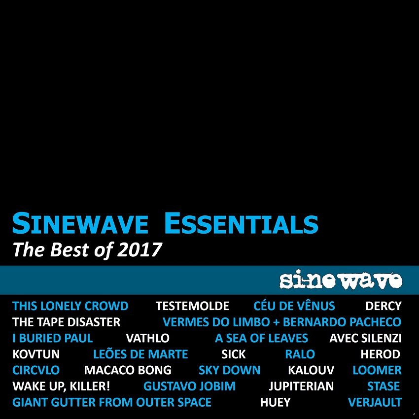 SINEWAVE ESSENTIALS – The Best of 2017 (2017)