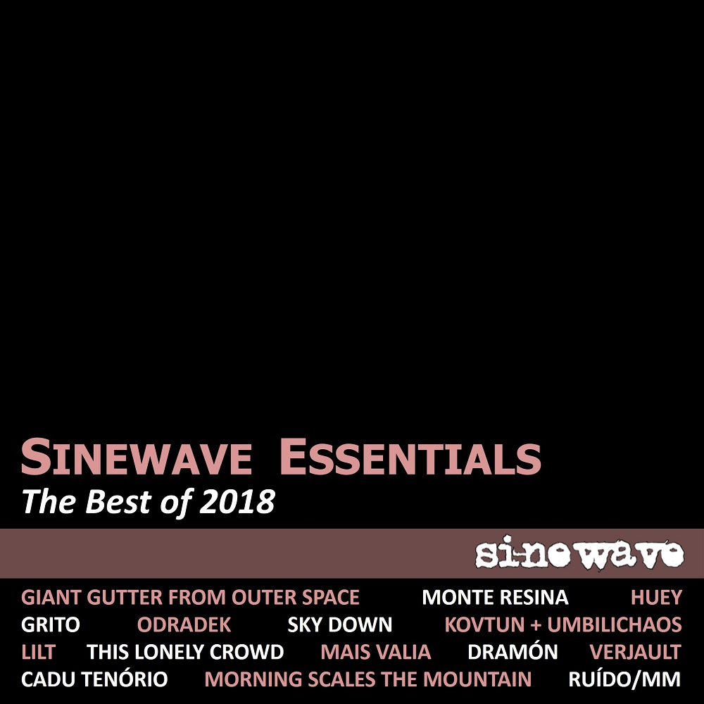 SINEWAVE ESSENTIALS – The Best of 2018 (2018)
