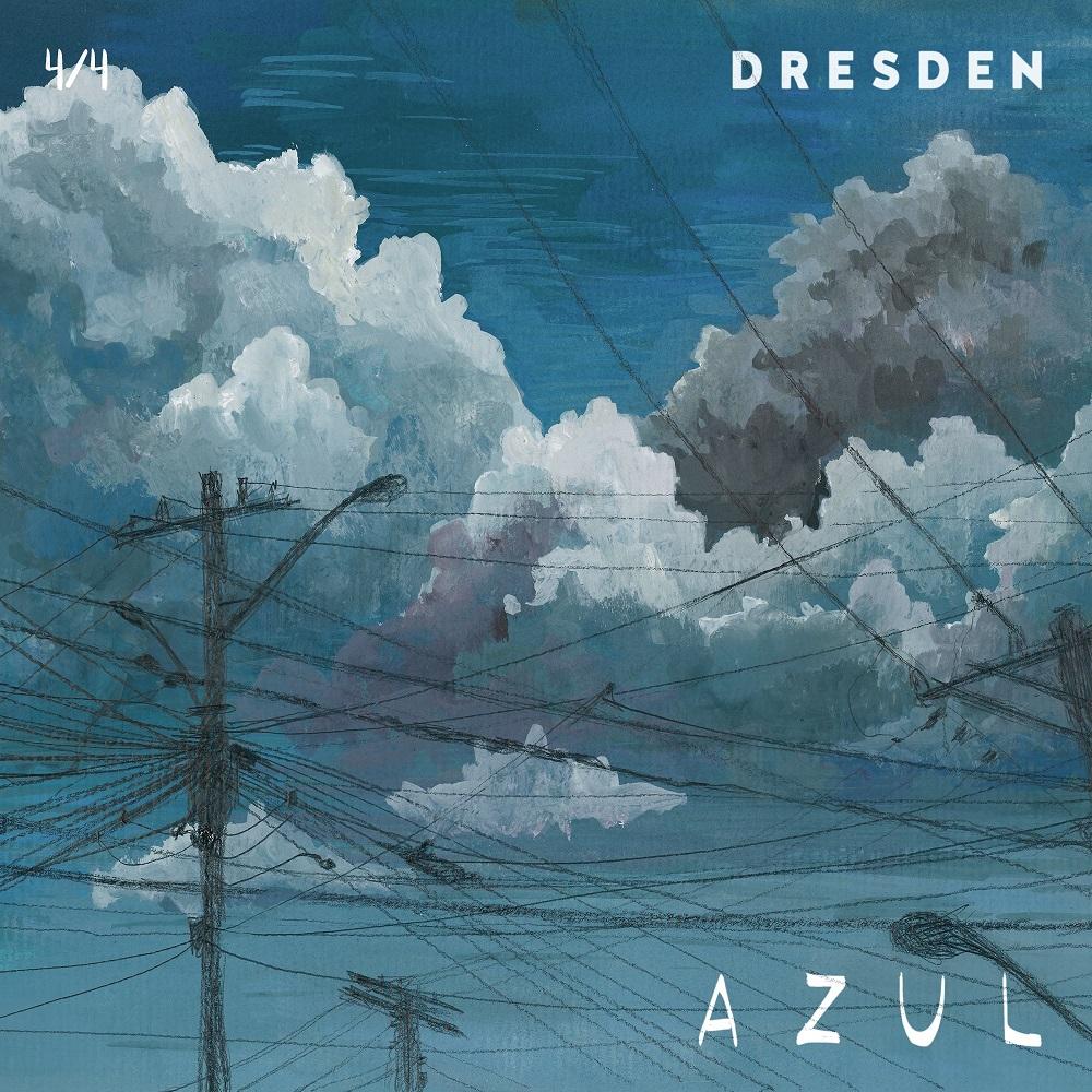 DRESDEN – Azul (2019)